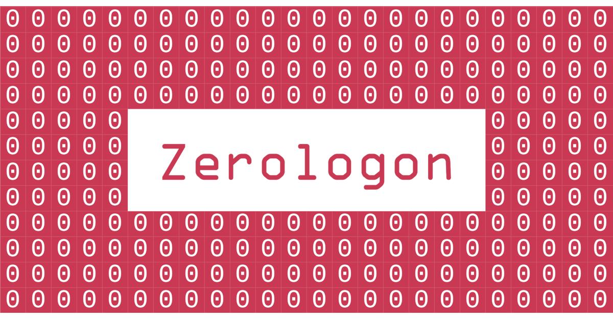 Zerologon - hacking Windows servers with a bunch of zeros